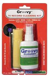 78rpm Record Cleaners