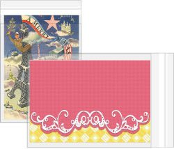 Greeting Card Sleeves for Card Sets