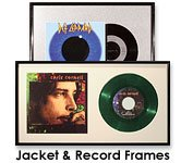 45rpm Record Frame