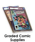 Graded Comic Supplies