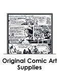 Original Comic Art Supplies