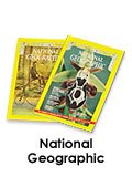 National Geographic preservation Supplies