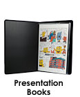 Comic Art Presentation Books