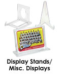 Trading Card Display Stands
