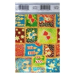 DVD JIFFY WRAPS - Self Sealing Poly-Foil Gift Wrap Bag