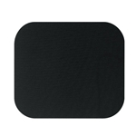 Fellowes black mouse pad