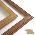 Assembled Solid Wood Frame