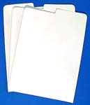 Small Sheet Music Dividers