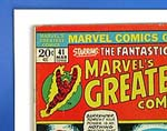 BACKINGS for Standard Comics - 1970s thru 1990s. 7 x 10-3/8""