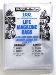 LARGE Life Magazine/Large Sheet Music Sleeve
