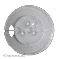 "5"" Audio Tape Reels. Clear plastic reels for magnetic audio tape."