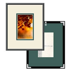 Single Regular Postcard Frame Kit