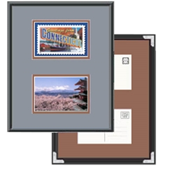 Two Regular Postcard Frame Kit
