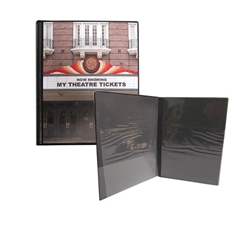 Theater Ticket Albums
