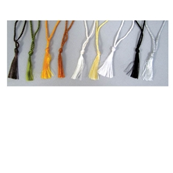 Bookmark Tassels - Earthy Colors