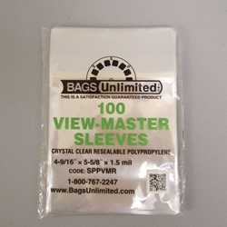View-Master Sleeve
