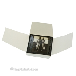 4-flap lantern slide envelope