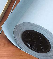 Frame Backing Paper. Blue-Gray. 40 Lb. weight.