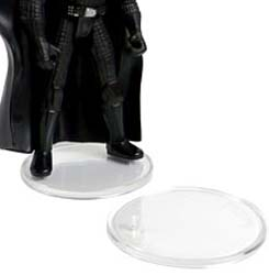 Action figure <i>stands</i>.