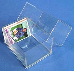 Two-Piece CARD BOX