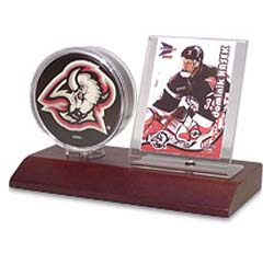 PUCK & CARD HOLDERS. Holds 1 puck and 1 card.