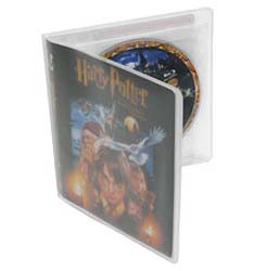 HD-DVD Vinyl Gatefold Sleeve