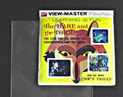 Viewmaster Sleeve