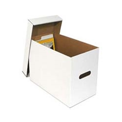 Storage Boxes for National Geographic Magazines