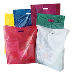 High-Density Plastic Carryout Bags