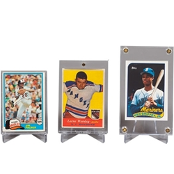 Display Stands for Trading Cards