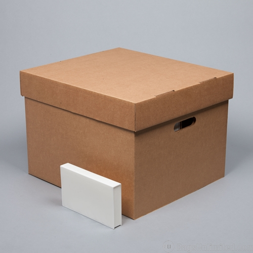 Vhs Tape Storage Box Corrugated Cardboard Hover To Zoom