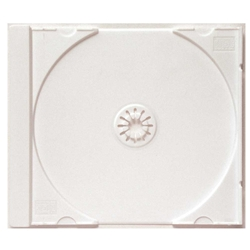 CD Tray - OPAQUE.  Fits Standard CD Case.