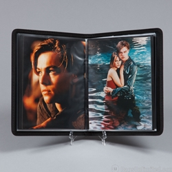 "8 x 10"" ART PRESENTATION BOOK"
