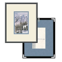 Single Large Postcard Frame Kit