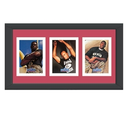3 Trading Card Frame Kit