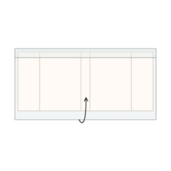 Clear n Easy Book Jacket Cover <i>Sheets</i>