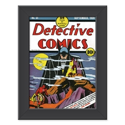 Archival Comic Frame - Silver & Golden Age