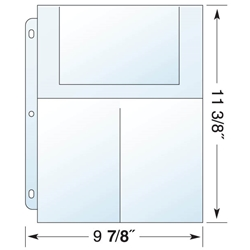 Print & Photo 3 Ring Binder Pages
