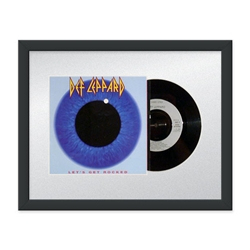 45 rpm Layered Jacket & Record Frame Kit