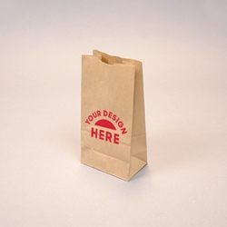 SOS Grocery Bags - flat bottom