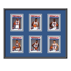 6 Trading Card Frame Kit