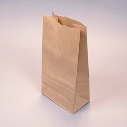 SOS Paper Bags - flat bottom