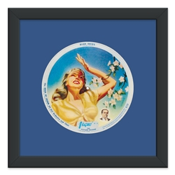 78 rpm Picture Disc Frame Kit.17-3/8 x 17-3/8