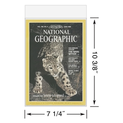 REGULAR National Geographic Sleeve
