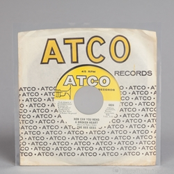 45 Record OUTER Sleeve