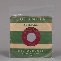 45 Record OUTER Sleeve with Resealable flap