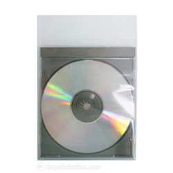 CD JEWEL Case Sleeve. Fits over jewel case.