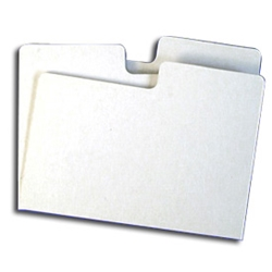 Regular Postcard  Divider Card