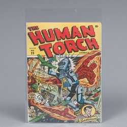 Golden Age Comic/Jumbo Digest Sleeve