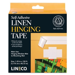 Linen Self-Adhesive Tape